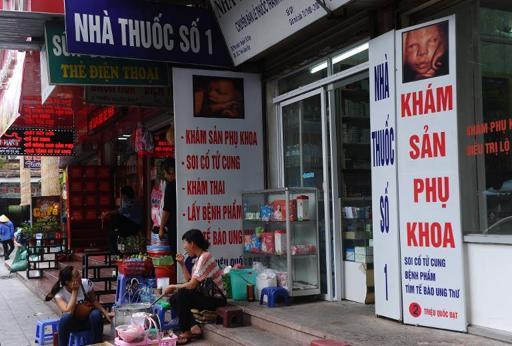 Abortions Sky Rocket in Vietnam