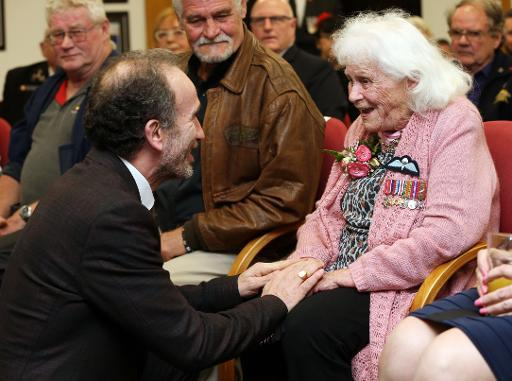 France Awards Highest Honour to Modest WWII Spy Heroine