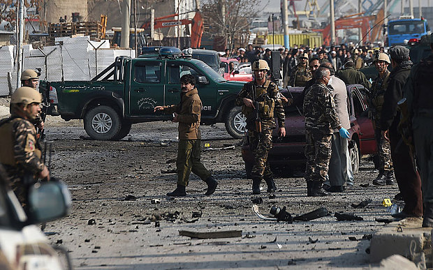 Five Dead in British Embassy Vehicle Attack in Kabul