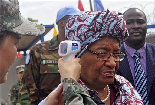 Campaigning under Way in Liberia Despite Ebola