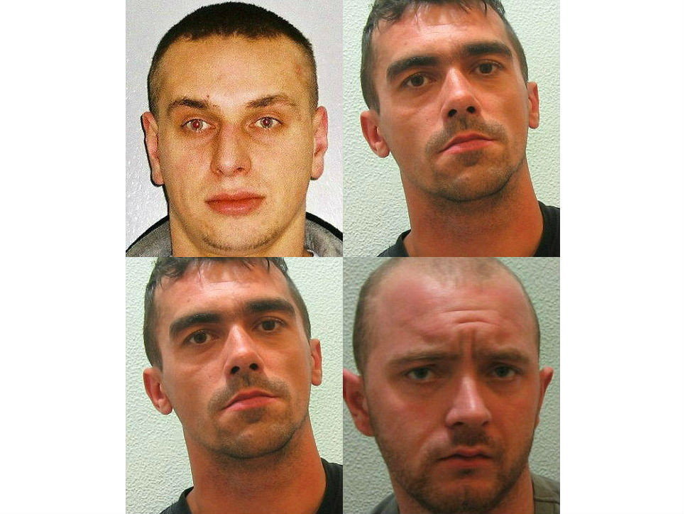 Polish Gang Who Battered University Professor Came to UK Under EU Free Movement Rules