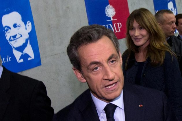 Sarkozy Tipped to Lead Party in First Step Back to Presidency