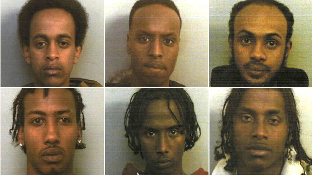 14 Somali Men Convicted of Running Prostitute Ring