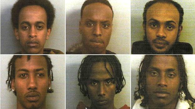 14 Somali Men Convicted of Running Prostitute Ring
