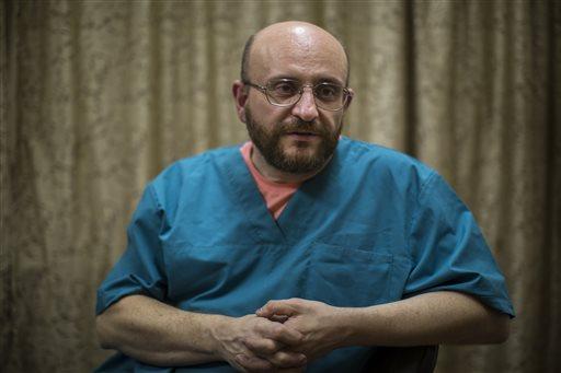 Russian Doctor Rebellion Causes Headache for Putin