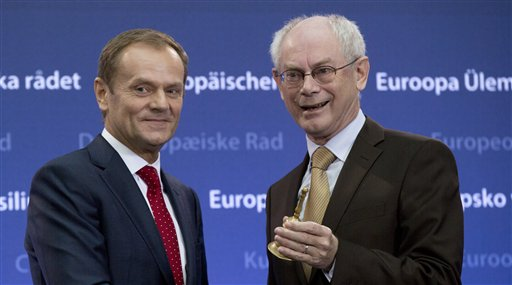 EU Moves Eastward with Tusk Taking Presidency
