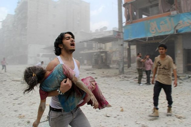 Syria War Death Toll Now 'More than 200,000'