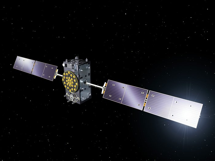 Europe Recovers Wayward Galileo Satellite