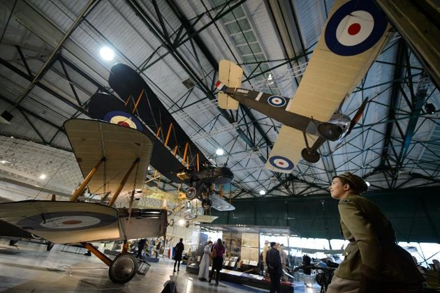 London Show Highlights Role of Air Power in WWI