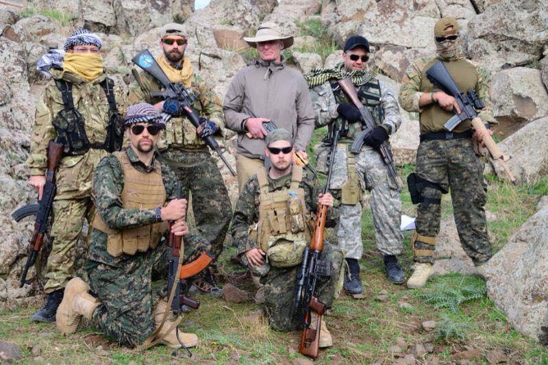 British Volunteers: Ground Campaign Against ISIS Like Trench Warfare