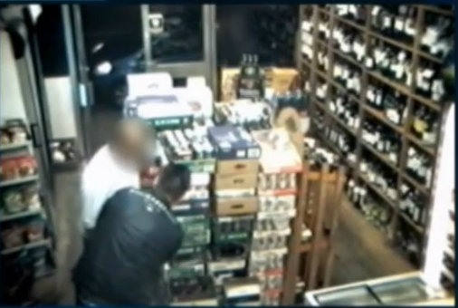 WATCH: Bizarre 'Hypnosis Robbery' at Shop in London