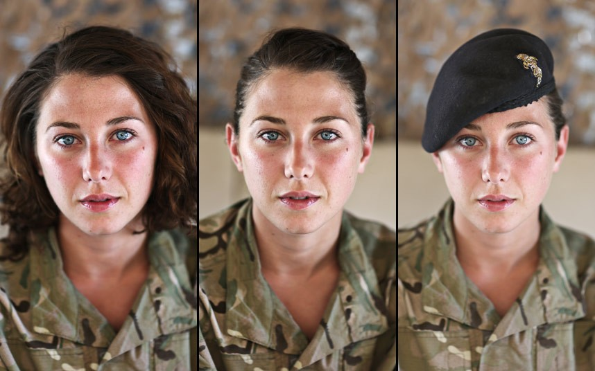 British Women to Fight on Front Line