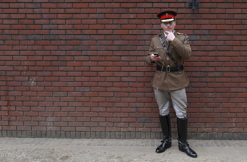 Soldiers Told Not to Wear Uniform in public Over Fears of Another Woolwich Style Attack