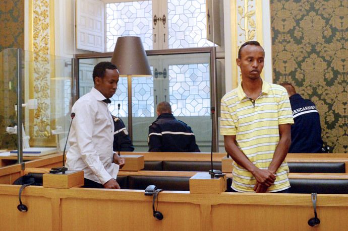 Big Payout to Somalian Pirates After Human Rights Case