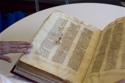 Syrian Jewish Bibles Could Spark Ownership Dispute