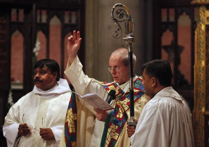 Anglican Leader Says Plight of Hungry in Britain More Shocking than in Africa