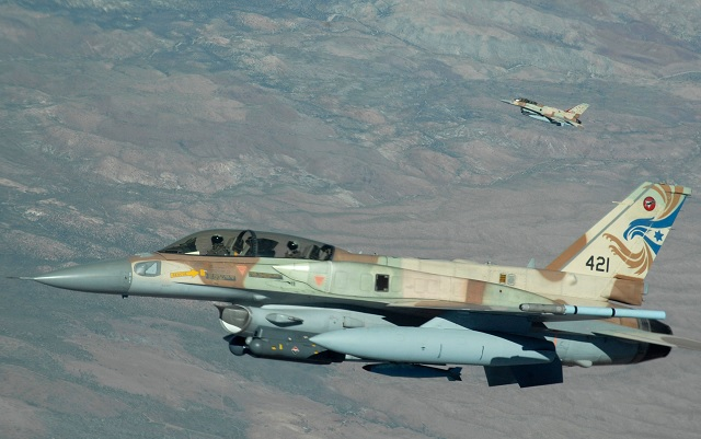 Syria Accuses Israel of Air-Strikes Against Assad Regime
