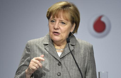 German Conservatives to Fete Merkel at Party Congress