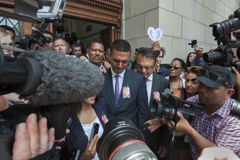 Murdered Bride's Family Slams Dewani Decision