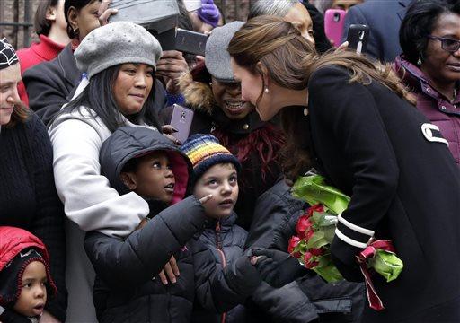 Prince William, Kate to Visit Sept. 11 Memorial