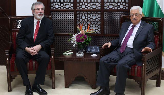 Irish Lower House Recognizes Palestinian State