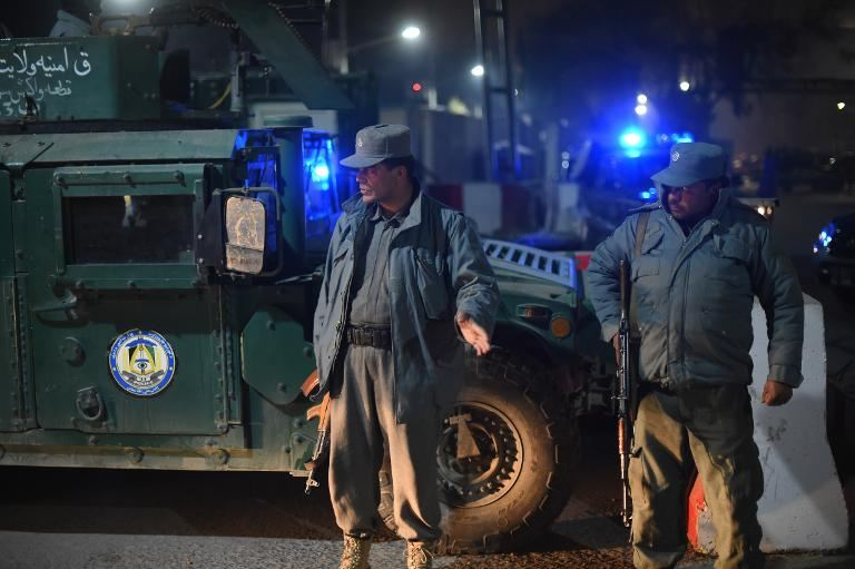 UN Voices 'Serious Concern' after Taliban Attacks Hit Kabul
