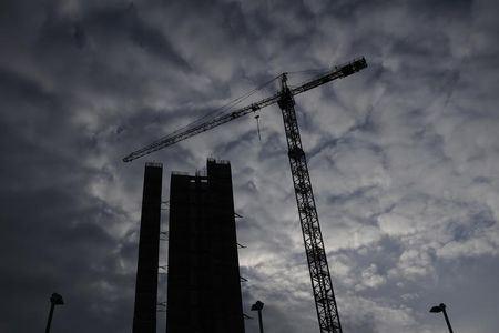 UK Construction Output Slides in October