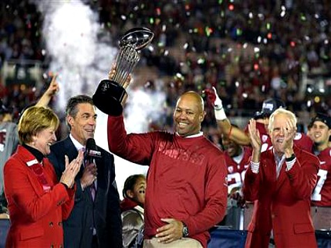 Tough Nerds: Stanford Enters 2013 National Title Conversation with Rose Bowl Victory