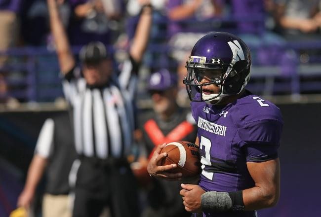 64-Year Drought Over As Northwestern Wins Gator Bowl