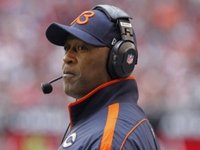 Why Is the Media So Upset About Lovie Smith's Firing?