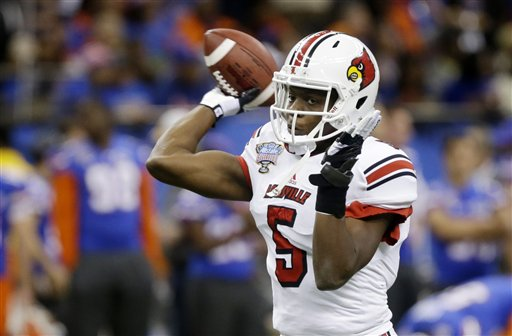 Louisville upsets Florida 33-23 in Sugar Bowl