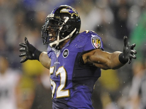 One Last Ride: Ray Lewis, Ravens Beat Patriots for Super Bowl Bid