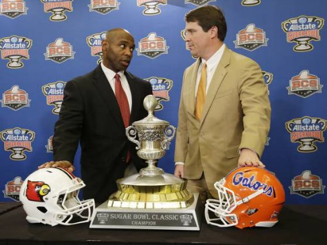 Sugar Bowl Preview: Charlie Strong Revives Cardinals, Faces Familiar Gators