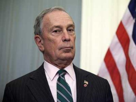 Waitress Serving NY Mayor Bloomberg Injures Spurs' Stephen Jackson