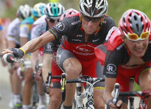 Report: Lance Armstrong Weighs Doping Admission