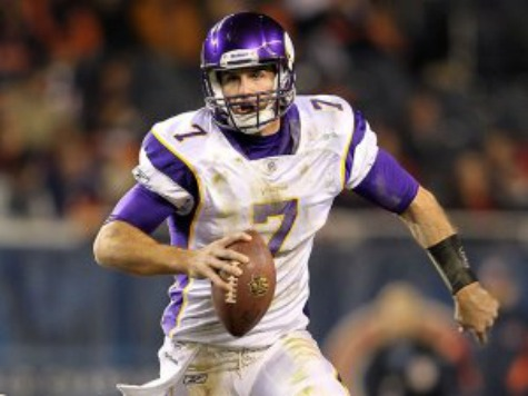 Vikings Fan Starts White House Petition to Remove Christian Ponder 'by Executive Order'
