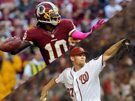 RG3, Strasburg could give DC sports fans hope for next decade