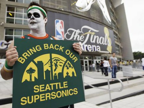 Report: NBA Coming Back to Seattle