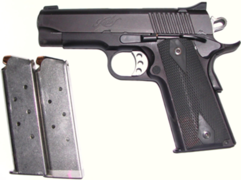 Going Classic: 1911s for Concealed Carry