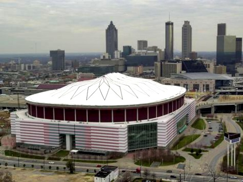 Falcons, Georgia Dome Reps. to Ask for $100 Million More in Public Funds for New Stadium