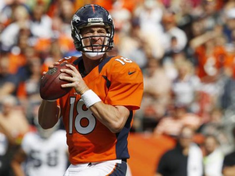 Report: Peyton Manning Passes Physical