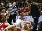Wisconsin's upset of No. 2 Indiana Vindicates Stat Guru; Badgers 1st in Big Ten