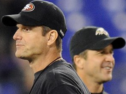 Harbaugh Bros. Have Not Spoken Since Super Bowl