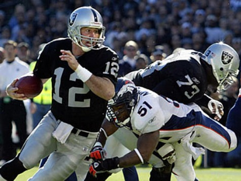 Former Raiders QB Gannon Disputes Accusations of Super Bowl 'Sabotage'