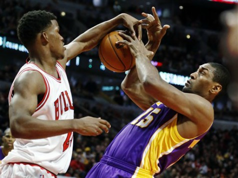 Lakers Pay $2.5 Million Per Win; Double Digit State Taxes