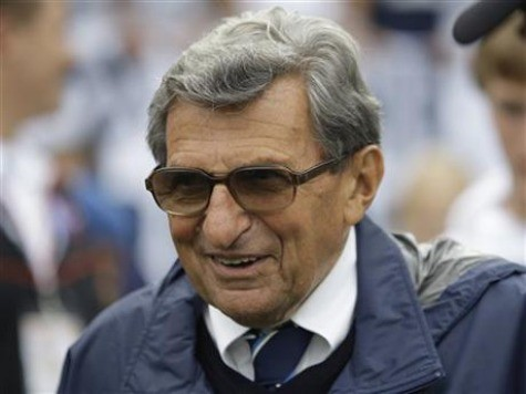 PA Gov. Says Paterno 'Probably' Should Not Have Been Fired