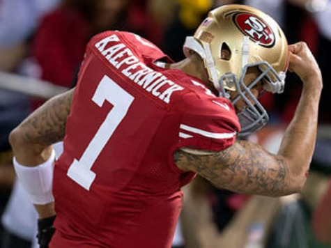 Report: 49ers QB Kaepernick Under Investigation for Possible Sexual Assault