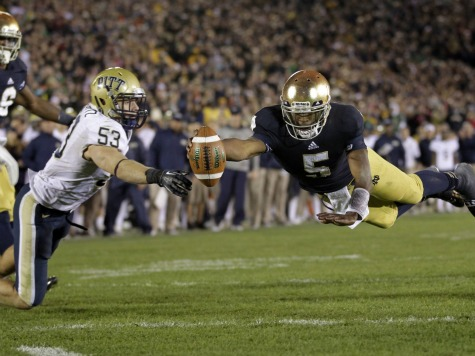 Game On! Pitt and OU Bowl Performances Point to Easy Bama Win; Golson Will Try to be 6th Running QB to Beat Bama in 4 years