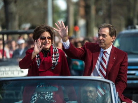 Saban, Alabama Roll to Another Recruiting National Championship