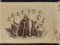 Six-Figure Bids Expected for Rare 1865 Baseball Card